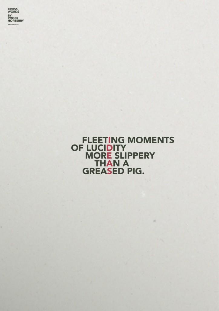 Roger Horberry's Cross Words