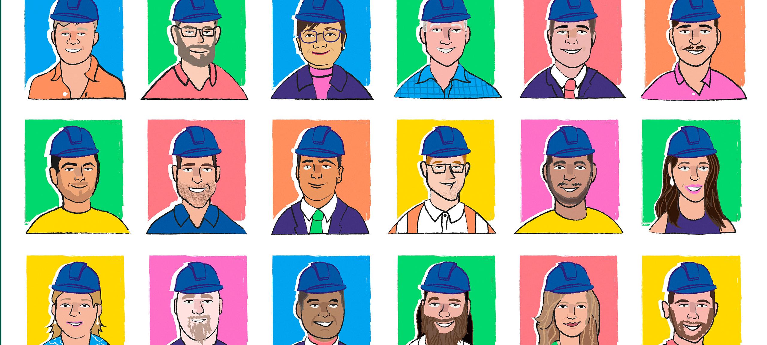 Bluebeam smartcuts user illustrations