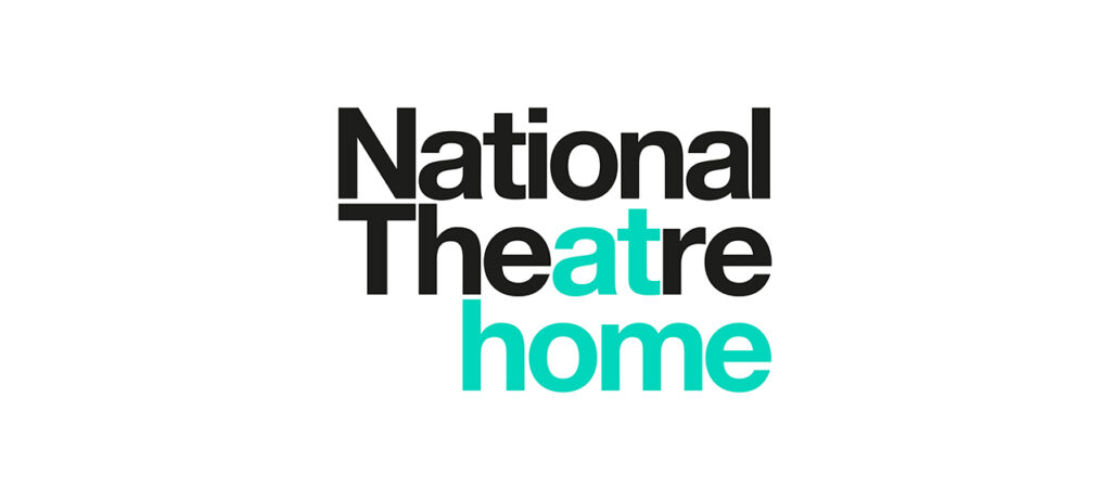 National Theatre at Home logo