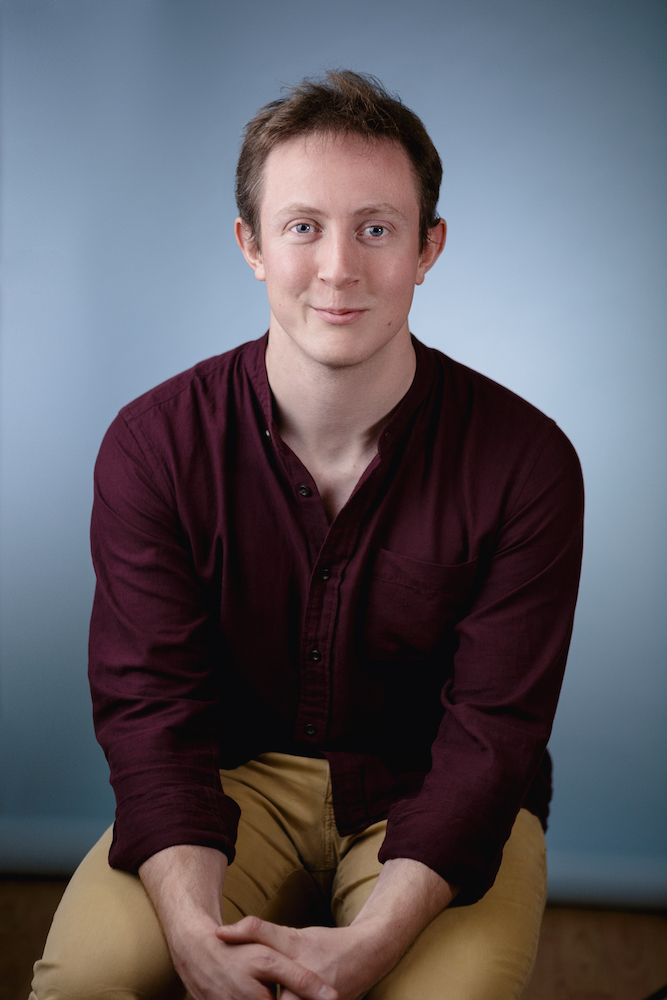 Samuel Pollen –Creative Director, Manchester